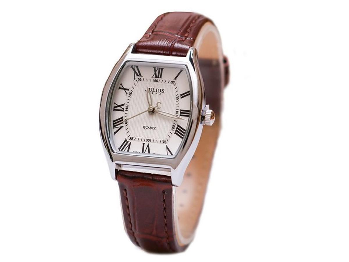 Thiết kế đồng hồ nữ JA-703L Julius Hàn Quốc