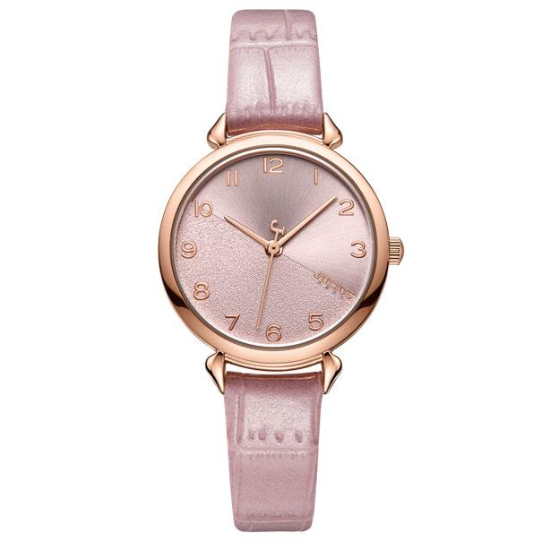 Đồng hồ nữ Julius JA-1274 màu hồng