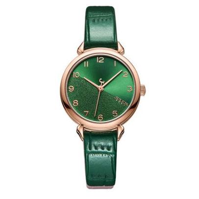 Đồng hồ nữ Julius JA-1274 màu xanh