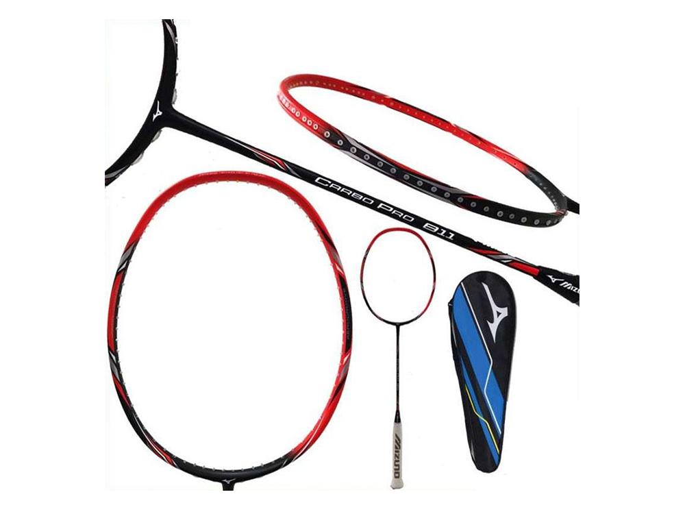 Các chi tiết của vợt cầu lông