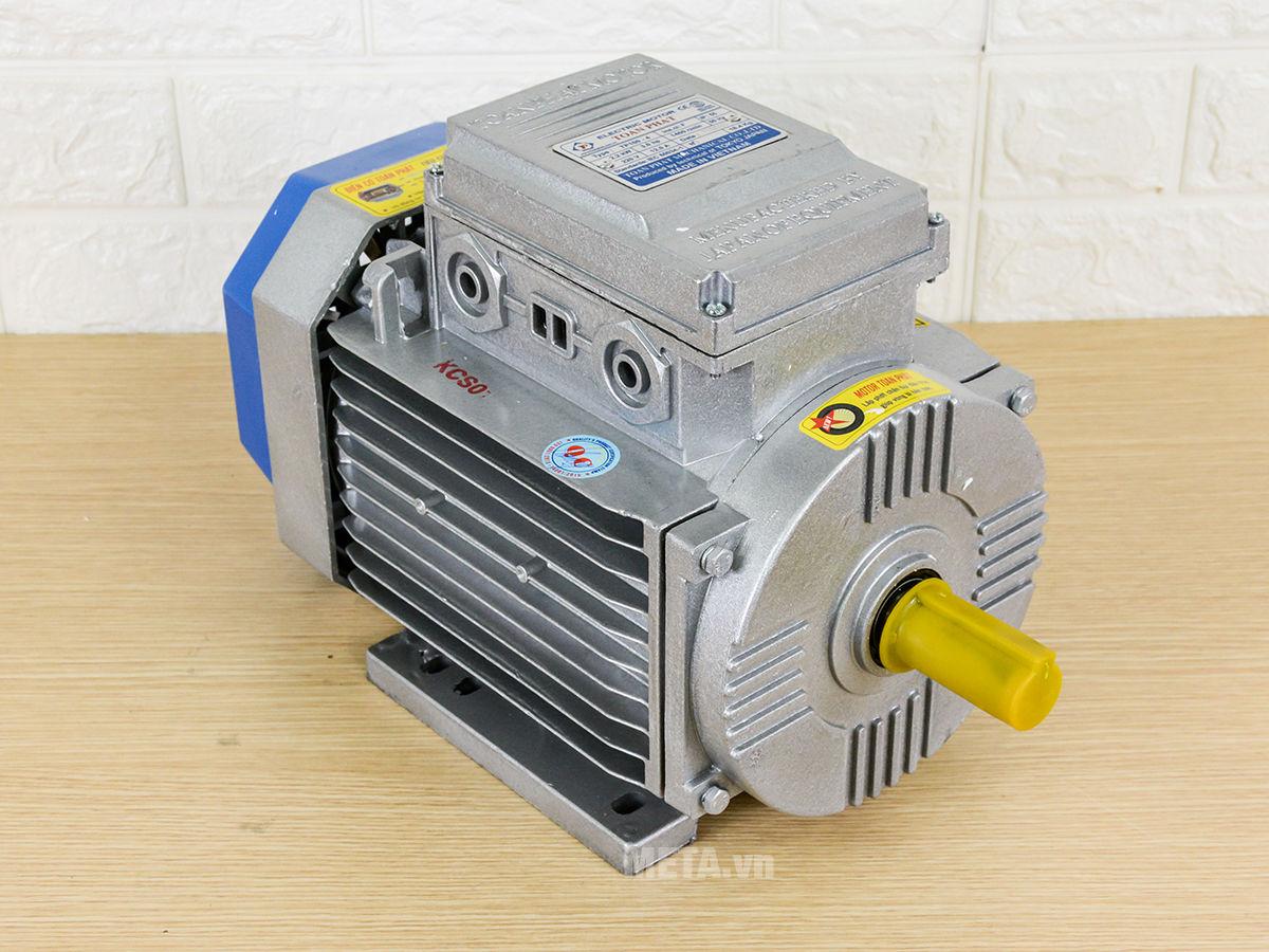 Động cơ điện 1 pha 3HP Toàn Phát 1F-Y100-4.A