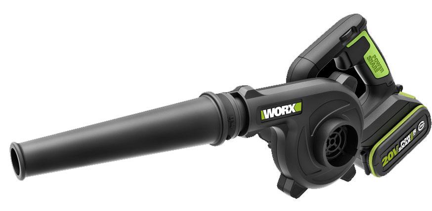 Hình ảnh máy thổi khí Worx Green WU230.9