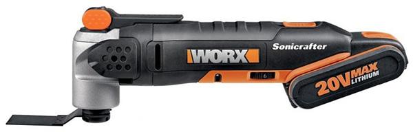 Tương thích với các dòng thiết bị dùng pin 20V Worx