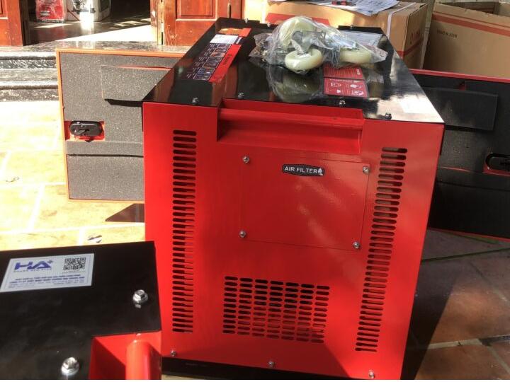 Máy phát điện chạy dầu 1 pha