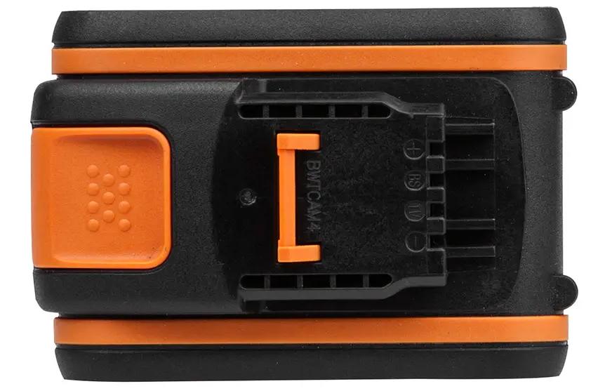Pin Lithium 4.0Ah Worx Orange