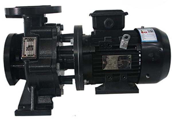 Hình ảnh máy bơm ly tâm trục ngang Kaiquan KQW50/170-3/2-VI