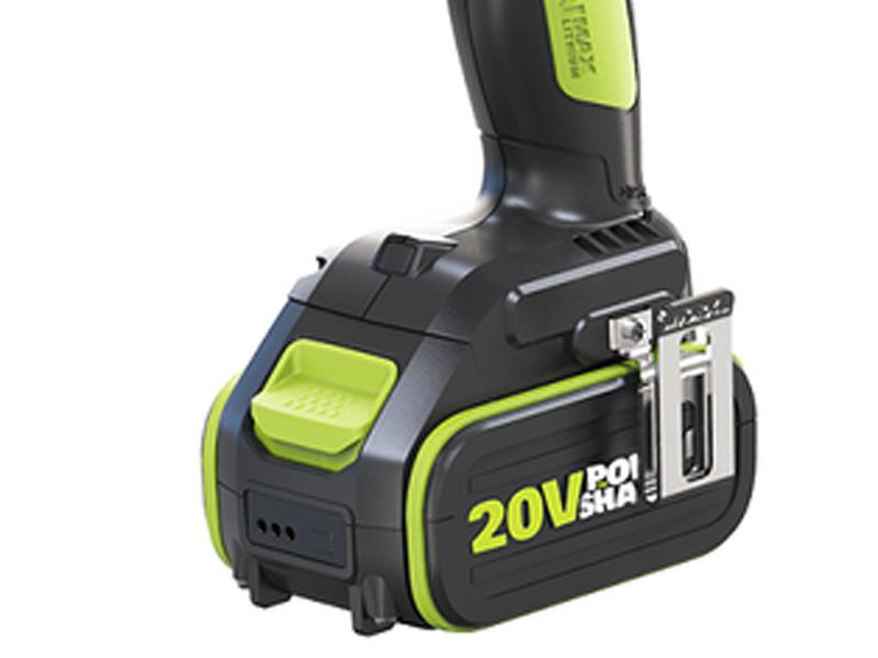 Sử dụng được cho tất các dòng máy Worx 20V