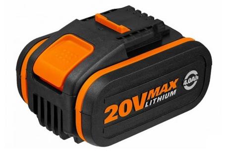 Pin Lithium 4.0Ah Worx Orange WA3553