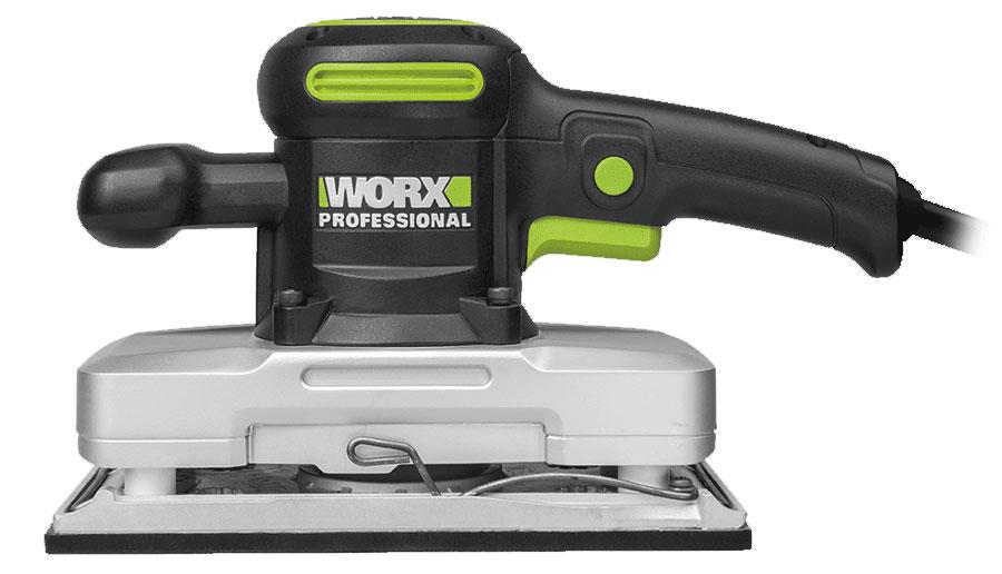 Hình ảnh máy chà nhám Worx Green WU659