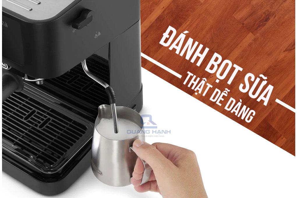 Vòi đánh bọt cho ly cappuccino tuyệt hảo
