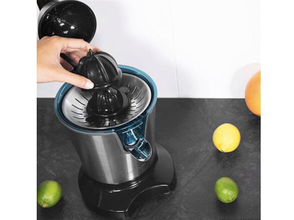Sử dụng được cho nhiều loại nguyên liệu như cam, chanh vàng,...