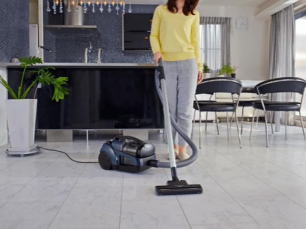 Việc dọn dẹp giờ đây trở nên thật dễ dàng!