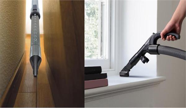 Dễ dàng tiếp cận nhiều vị trí khác nhau trong ngồi nhà của bạn