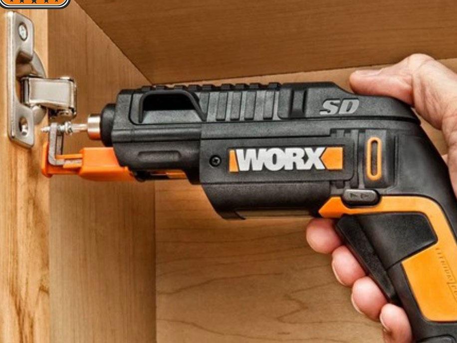 Máy vặn vít dùng pin Worx Orange