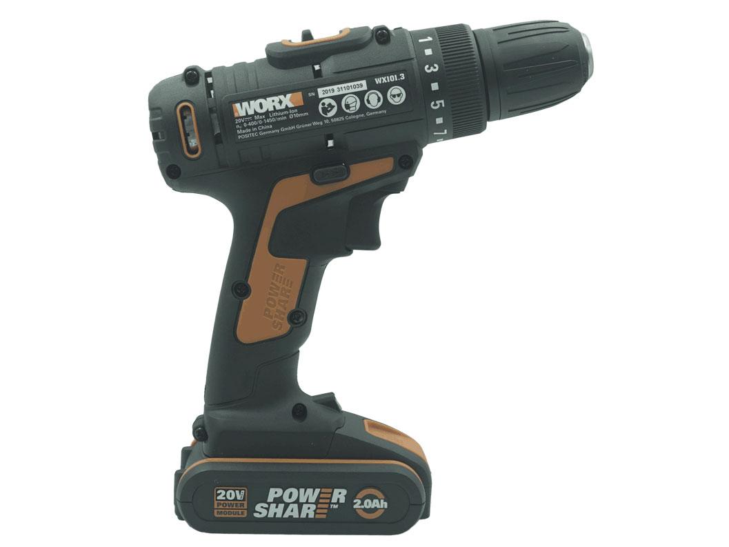 Worx Orange WX101.3