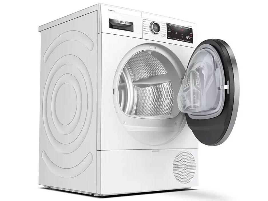Máy sấy quần áo Bosch WTX87M40 (Serie 8) có tải trọng sấy 8kg