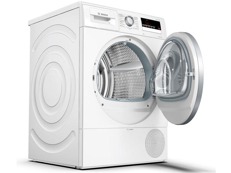 Cửa giặt bản lề phải chắc chắn