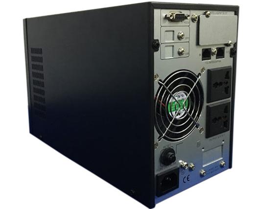 Bộ lưu điện online Apollo 1kVA 900W AP901PS với thiết kế nhỏ gọn.
