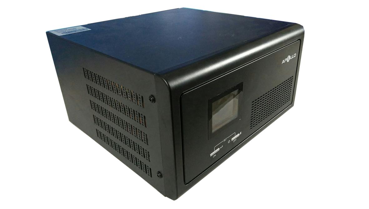 Bộ kích điện KC2500 dễ dàng sử dụng