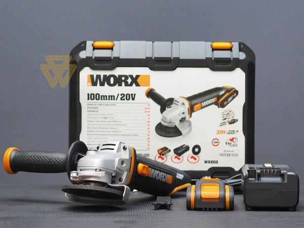 Worx Orange WX802