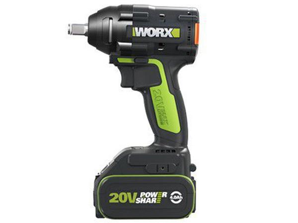 Hình ảnh máy siết bu lông dùng pin Li-ion 20V Worx Green WU279