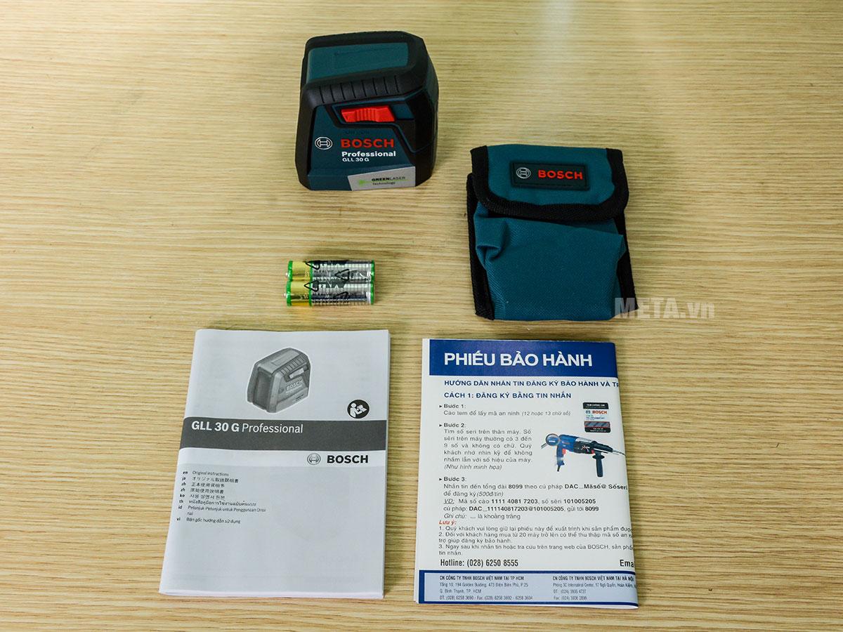 Bosch GLL 30 G