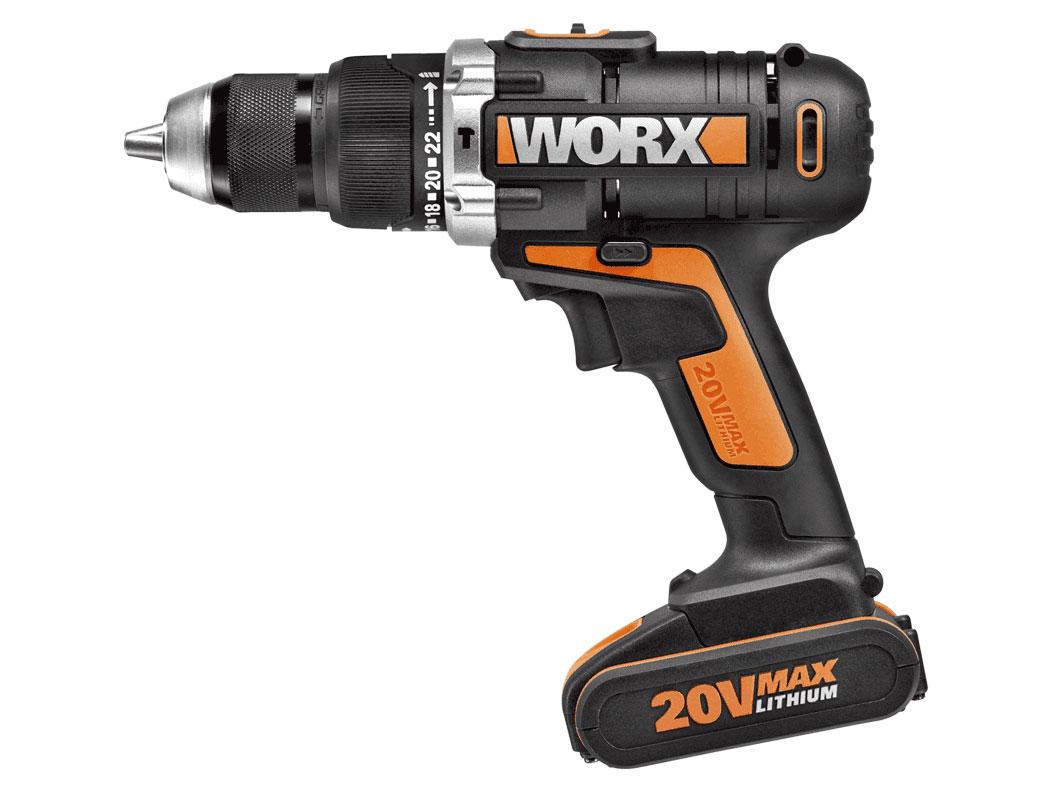 Worx Orange WX372.1