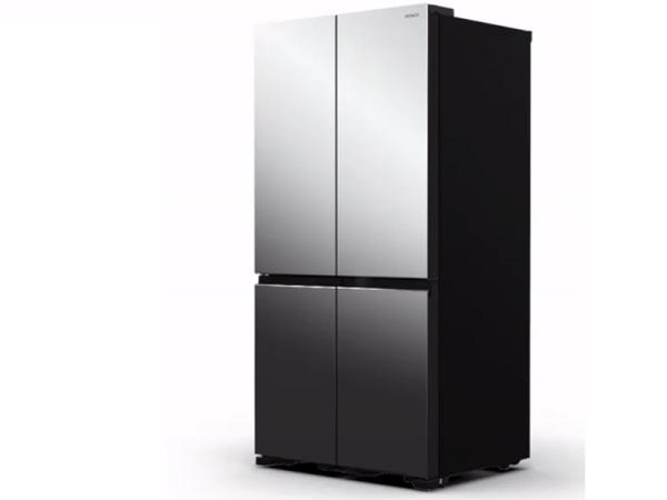 Thiết kế của tủ lạnh Hitachi Inverter 569 Lít R-WB640VGV0X(MIR)