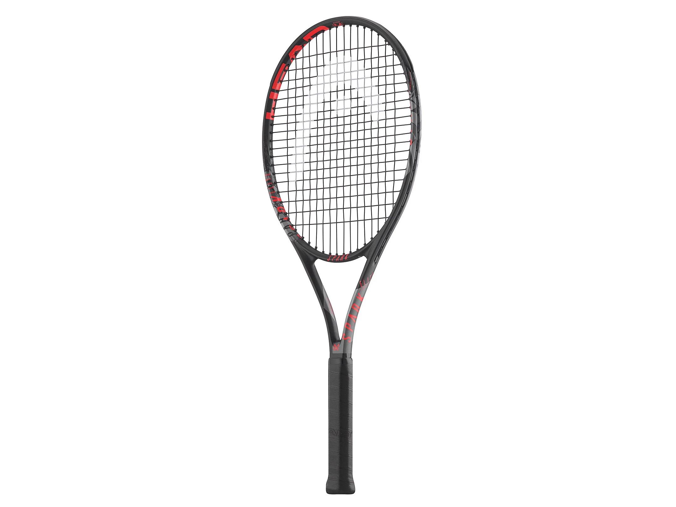 Vợt tennis MX Spark Elite màu đen
