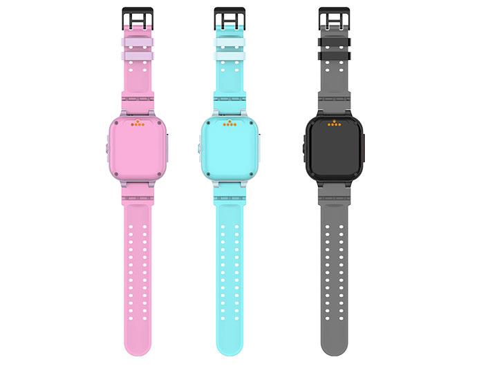 Đồng hồ định vị Wonlex KT16 với 3 màu