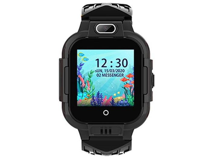 Đồng hồ định vị Wonlex KT16 màu đen