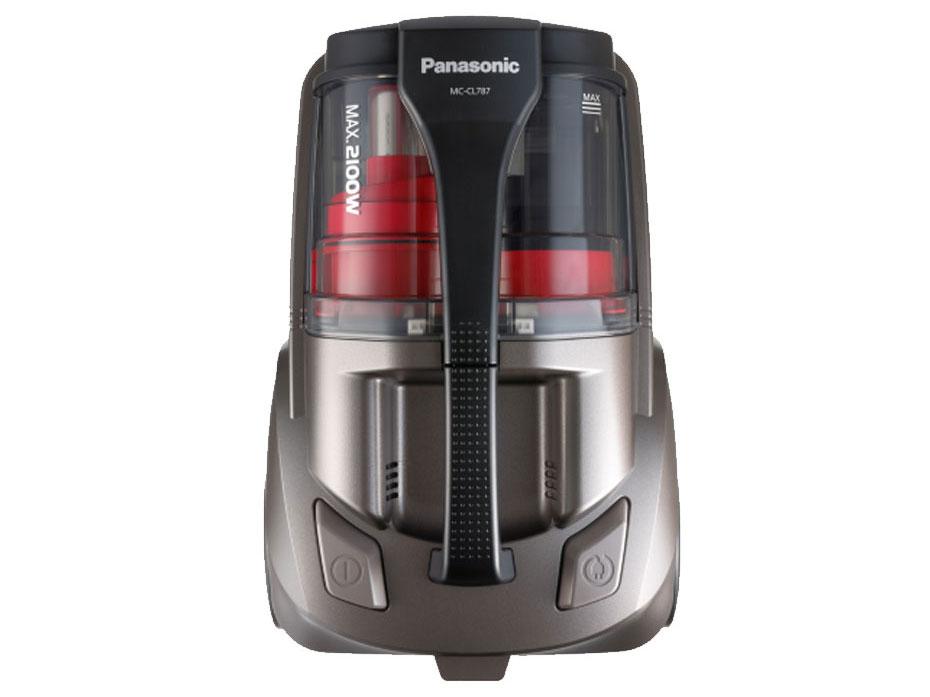 Máy hút bụi Panasonic trang bị động cơ cực mạnh với công suất lên đến 2100W
