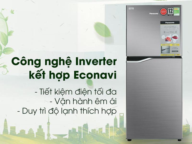 Tủ lạnh tiêu thụ điện năng thấp