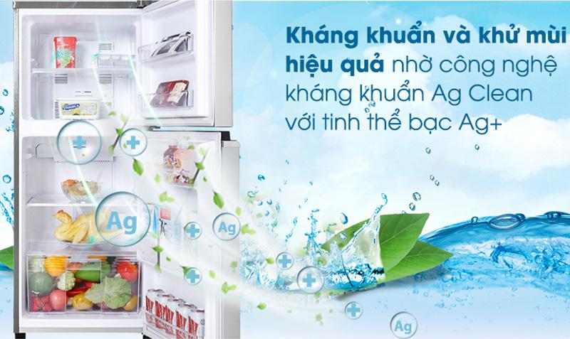 Ứng dụng công nghệ Ag Clean tiêu diệt trên 99% vi khuẩn, nấm mốc