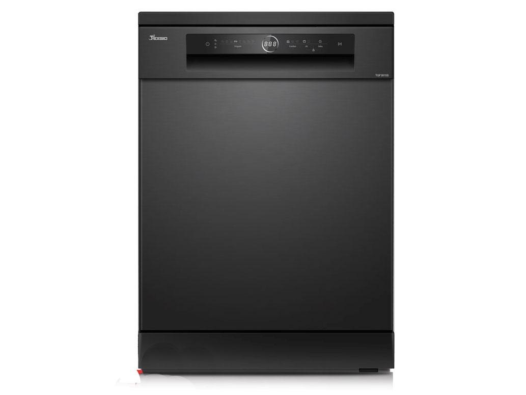 Hình ảnh máy rửa chén bát độc lập Texgio 15 bộ TGF3815B (Màu đen)