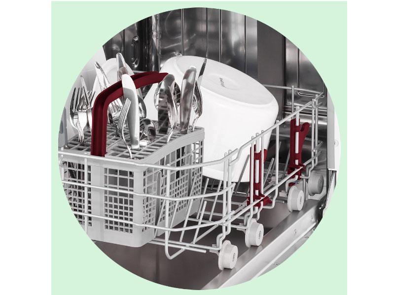 Khay kệ máy rửa chén Tomate Dishwasher TOM 6012