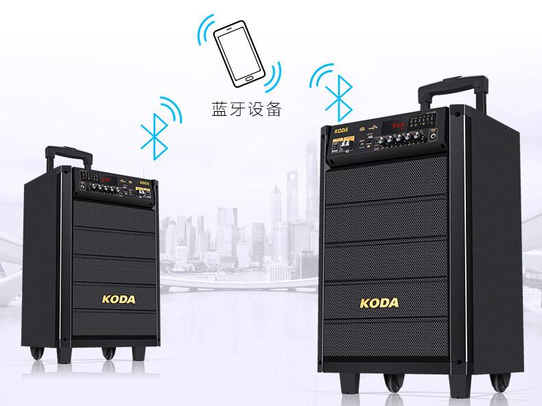Loa kéo Koda KD-808