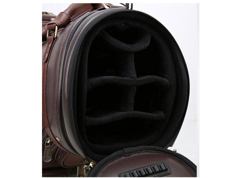 Túi đựng gậy golf PGM QB044 có khóa để ô golf riêng biệt