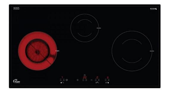 Hình ảnh bếp điện từ Tomate TOM 03IR