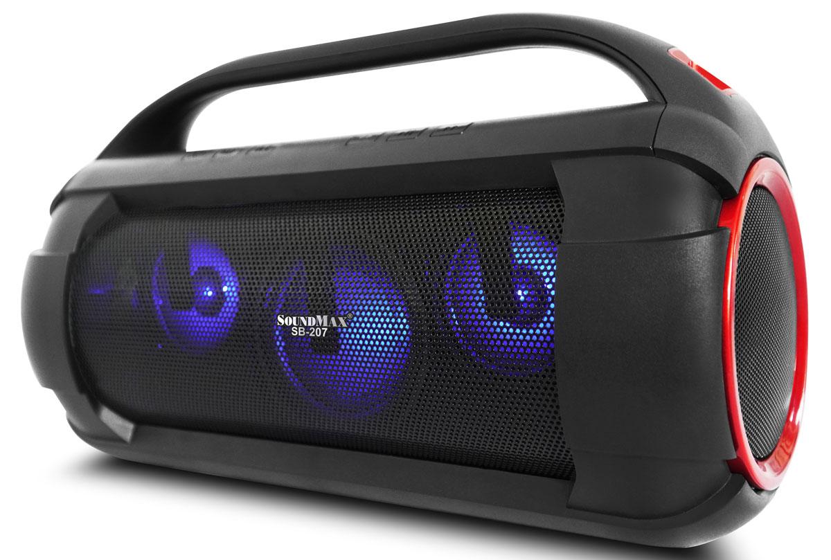 Loa Bluetooth Soundmax SB207