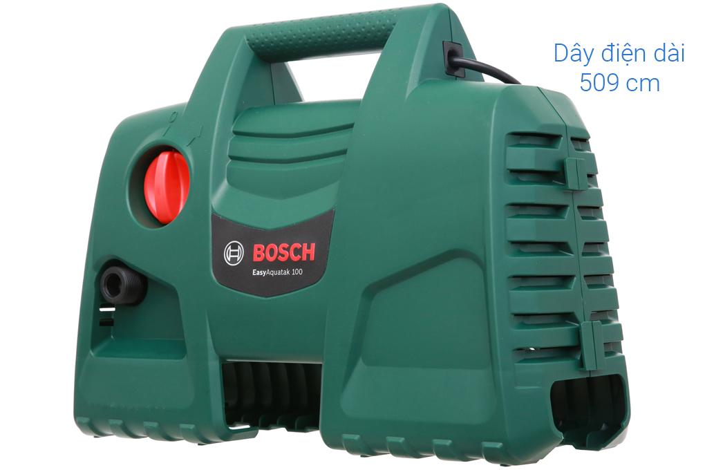 Máy rửa xe Bosch Easy AQT 100 LL