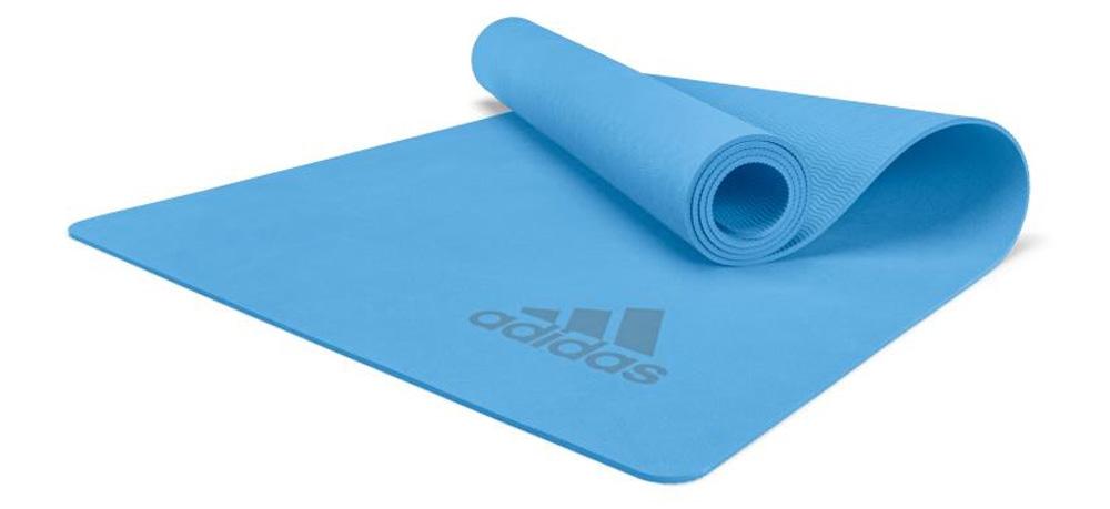 Hình ảnh thảm Yoga Adidas 4mm ADYG-10300GB - Xanh ngọc