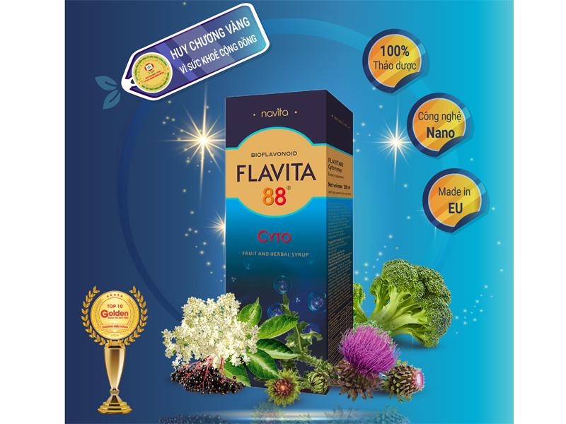 Thực phẩm chức năng Flavita Cyto 88