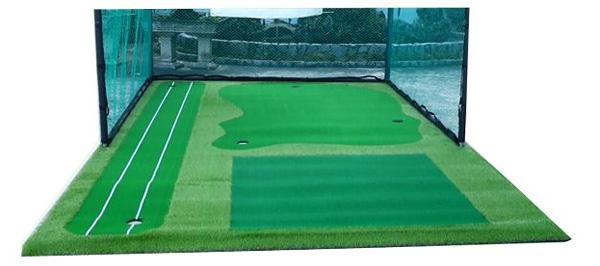 Hình ảnh thảm golf tập PGM Multi - Function
