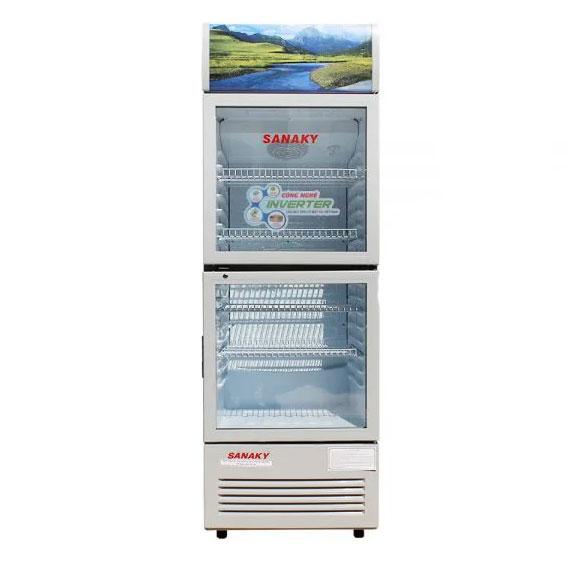 Tủ mát Inverter Sanaky VH-358W3L