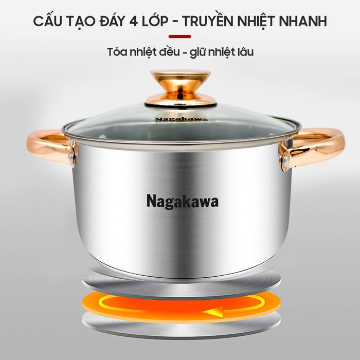 Bộ nồi NAG1306