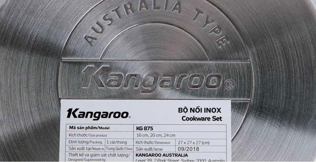 Kangaroo KG875