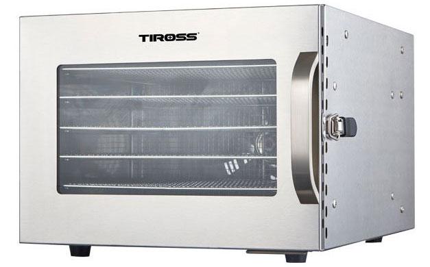 Máy sấy hoa quả Tiross TS9683 thiết kế đẹp mắt
