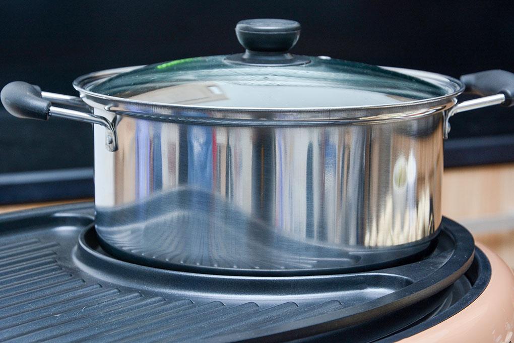 Bếp lẩu nướng đa năng
