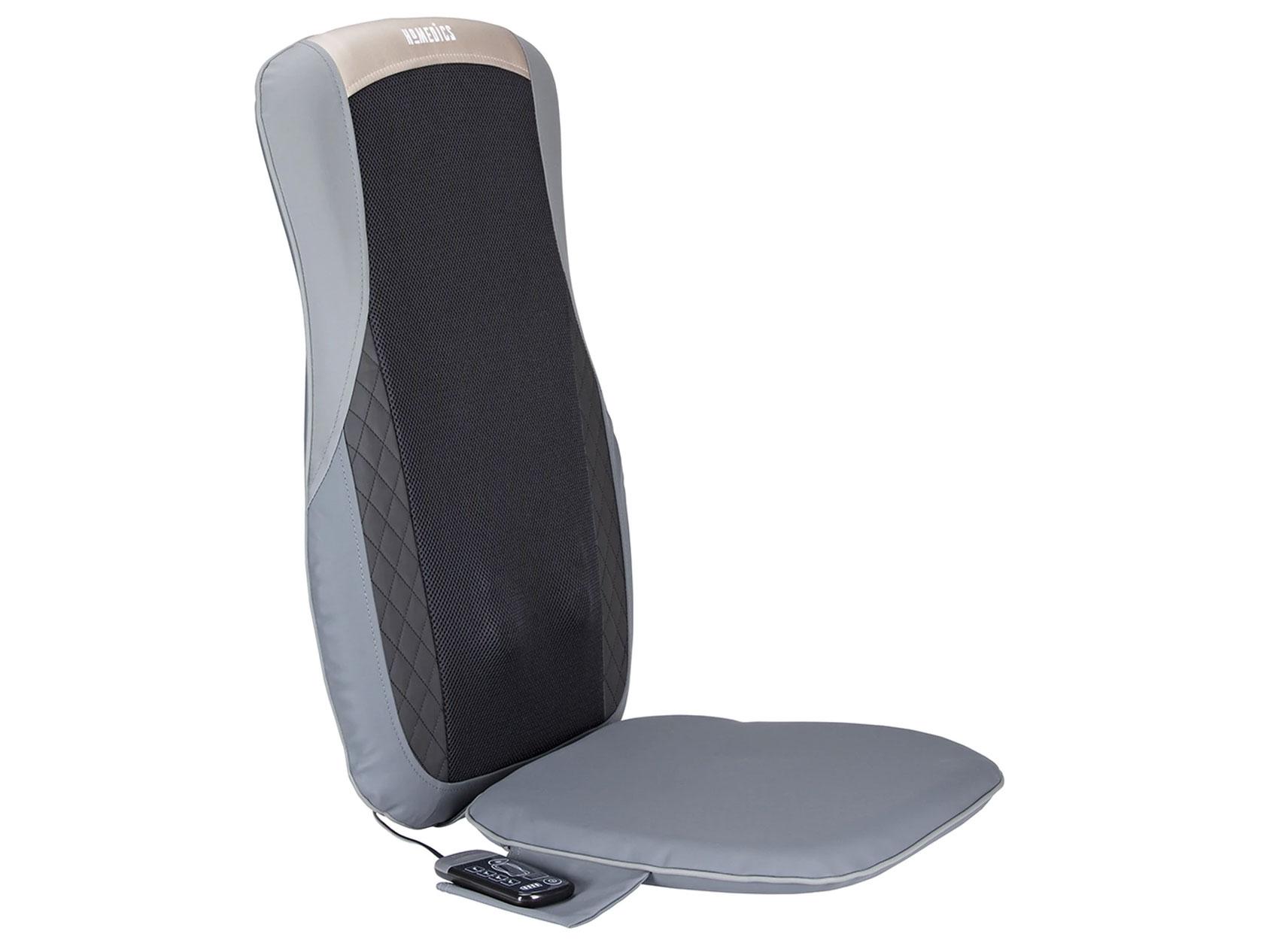 đệm ghế massage Shiatsu kèm nhiệt